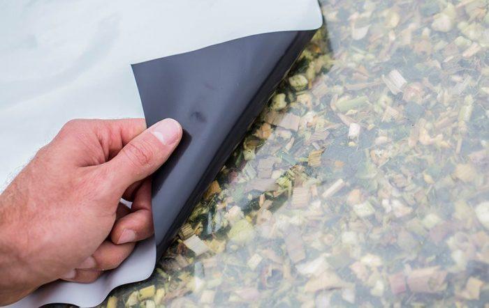 Avantajele utilizarii foliei pentru siloz si a plasei de protectie