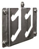 Suport perete pentru hranitoare automata purcei TR-5