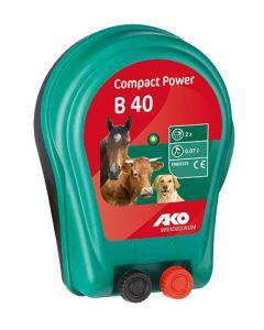 Aparat cu baterii Compact Power B 40 0.07 J AKO
