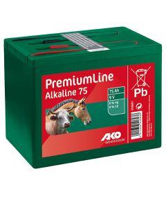 Baterie uscata alcalina 9V 75Ah