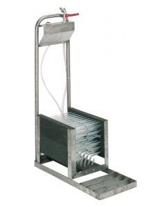 Dispozitiv de curatat cizme