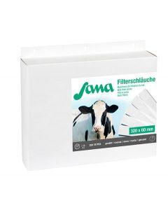 filtre lapte cusute