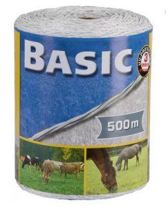 Fir alb Basic 500 m pentru gard electric