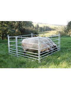 Panou pasune oi cu poarta, 92 cm inaltime AKO