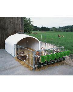 Iglu pentru vitei Calf house Premium XXL Kerbl