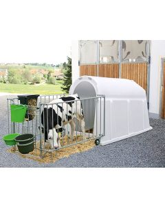 Adapost pentru vitei calf house PE UV+