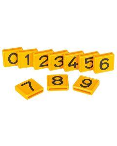 Numere pentru marcat animale