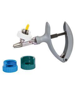 Seringa cu adaptor pentru sticle medicinale HSW Eco-matic