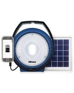 Sistem de iluminare cu panou solar