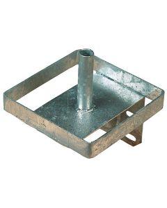 Suport din metal pentru sare de lins